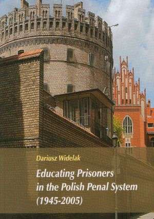 Educating Prisoners in the Polish - okładka książki