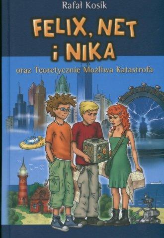 Felix, Net i Nika oraz teoretycznie - okładka książki