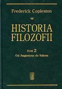 Historia filozofii. Tom 2 - okładka książki