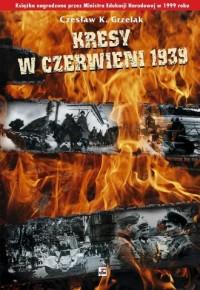 Kresy w czerwieni 1939 - okładka książki