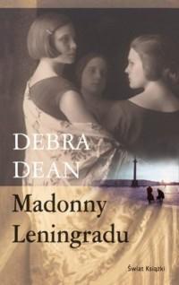 Madonny Leningradu - okładka książki