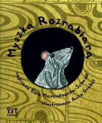 Myszka Rozrabiara - okładka książki