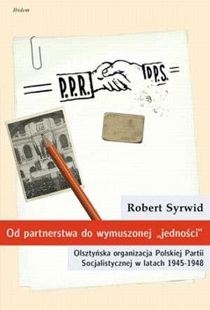 Od partnerstwa do wymuszonej jedności. - okładka książki