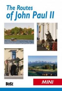 Przewodnik Śladami Jana Pawła II - okładka książki