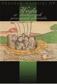 Woda w duchowych przeżyciach człowieka - okładka książki
