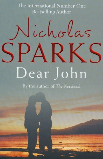 ksi��ka -  Dear John - Nicholas Sparks
