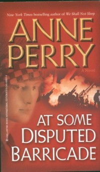 At Some Disputed Barricade - okładka książki