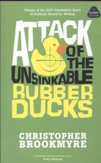 Attack of the unsinkable Rubber - okładka książki