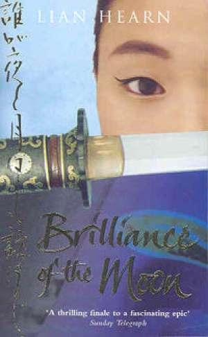 Brilliance of the Moon - okładka książki