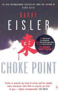 Choke Point - okładka książki