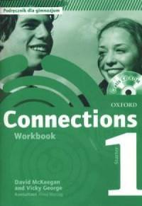 Connections 1. Pack Poland. Workbook - okładka podręcznika