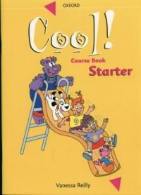 Cool! Starter. Course Book - okładka podręcznika