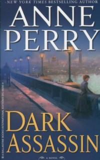 Dark Assasin - okładka książki