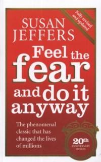Feel the Fear and Do it Anyway - okładka książki