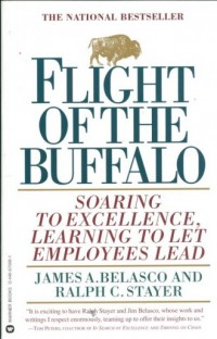 Flight of the Buffalo - okładka książki