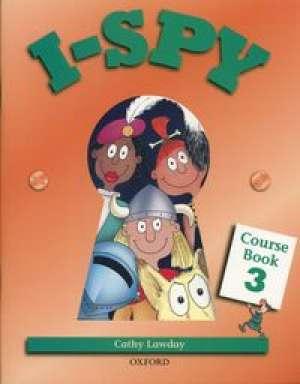 I Spy 3. Course Book - okładka podręcznika
