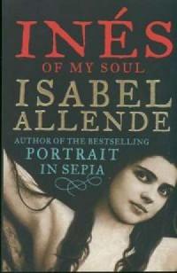Ines of my soul - okładka książki