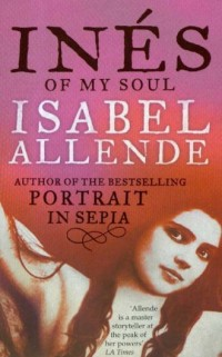 Inés of My Soul - okładka książki