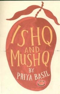 Ishq and Mushq - okładka książki