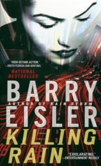 Killing Rain - okładka książki