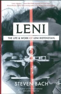 Leni. The Life and Work of Leni Riefenstahl - okładka książki