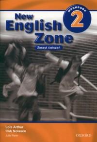 New English Zone 2. Workbook - okładka podręcznika
