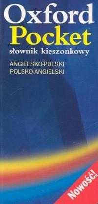 Oxford Pocket Słownik kieszonowy - okładka książki