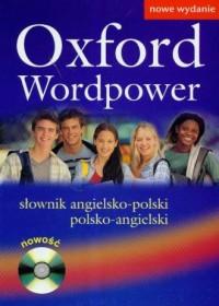 Oxford Wordpower. Słownik angielsko-polski, - okładka książki