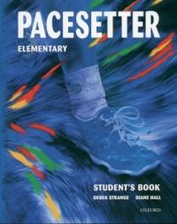 Pacesetter Elementary Students - okładka podręcznika