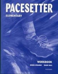 Pacesetter Elementary Workbook - okładka podręcznika
