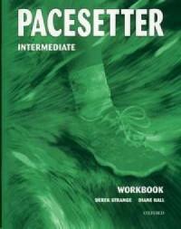 Pacesetter Intermediate Workbook - okładka podręcznika