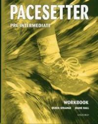 Pacesetter Pre-Intermediate Workbook - okładka podręcznika