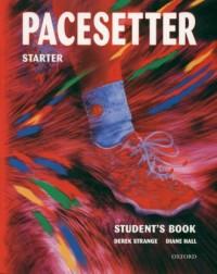 Pacesetter Starter Students Book - okładka podręcznika