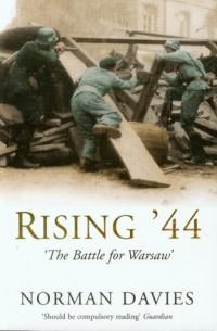 Rising 44. The Battle for Warsaw - okładka książki