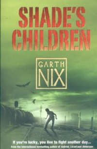 Shades Children - okładka książki