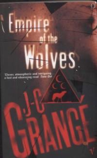 The Empire of the Wolves - okładka książki