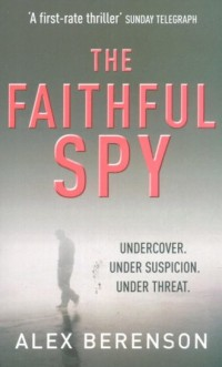The Faithful Spy - okładka książki