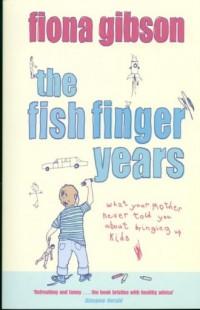 The Fish Finger Years - okładka książki