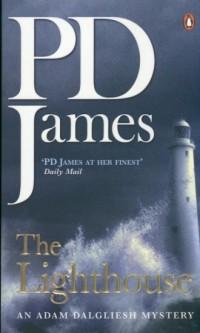 The Lighthouse - okładka książki