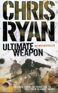 Ultimate Weapon - okładka książki