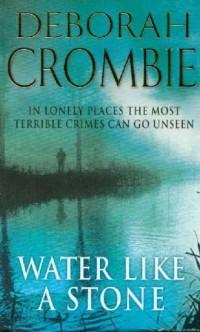 Water Like a Stone - okładka książki