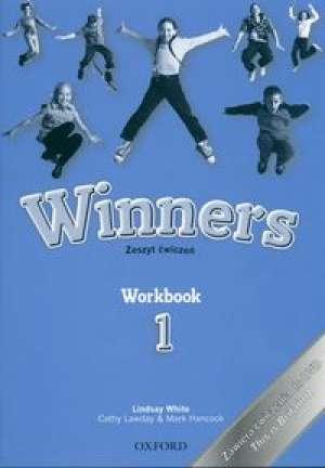 Winners 1. Język angielski. Zeszyt - okładka podręcznika