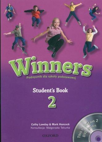 Winners 2. Student s Book - okładka podręcznika