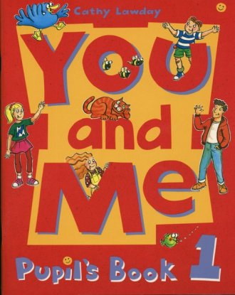 You and Me 1. Pupil s Book - okładka książki
