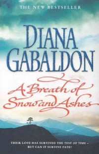A Breath of Snow and Ashes - okładka książki