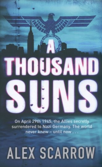 A Thousand suns - okładka książki