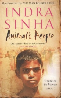 Animals. People - okładka książki