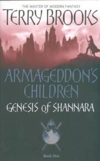 Armageddons Children - okładka książki