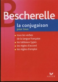 Bescherelle 1. La Conjugaison - okładka książki