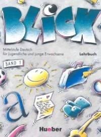 Blick 1. Podręcznik - okładka podręcznika